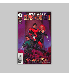 Star Wars: Crimson Empire II 6 1999