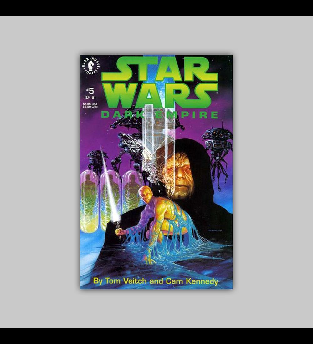 Star Wars: Dark Empire 5 1992