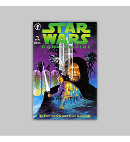 Star Wars: Dark Empire 5 1992