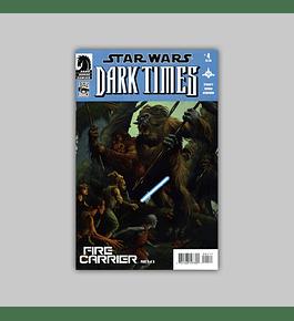 Star Wars: Dark Times - Fire Carrier 4 2013