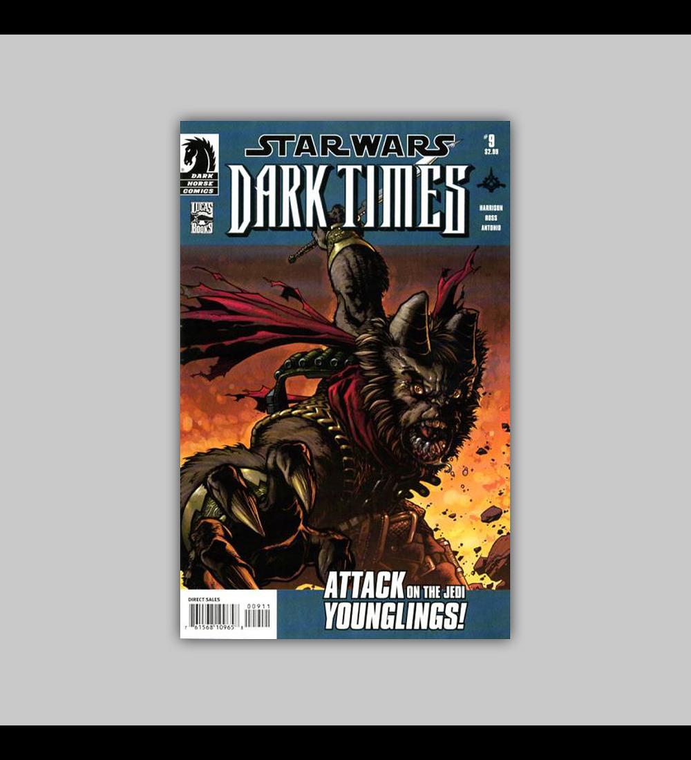 Star Wars: Dark Times 9 2007