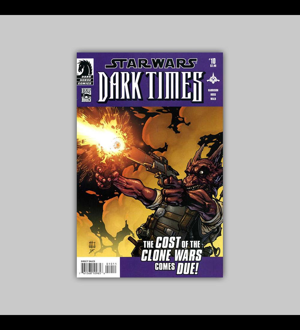 Star Wars: Dark Times 10 2008