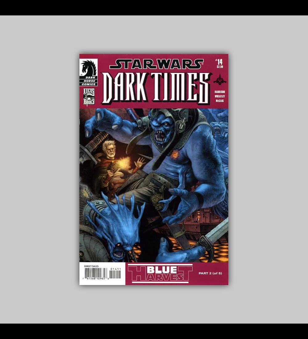 Star Wars: Dark Times 14 2009