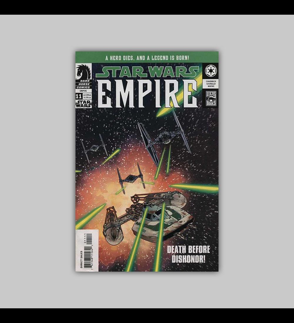 Star Wars: Empire 11 2003