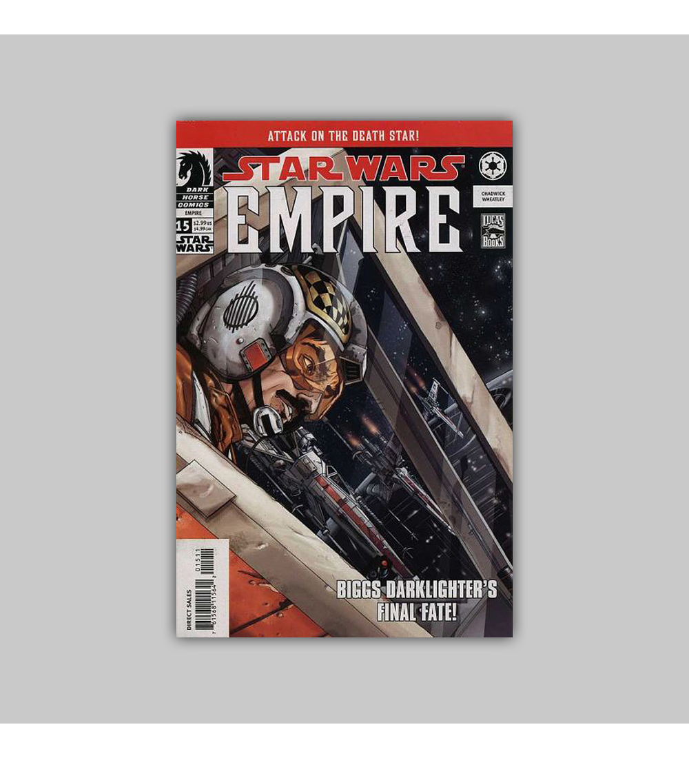 Star Wars: Empire 15 2003