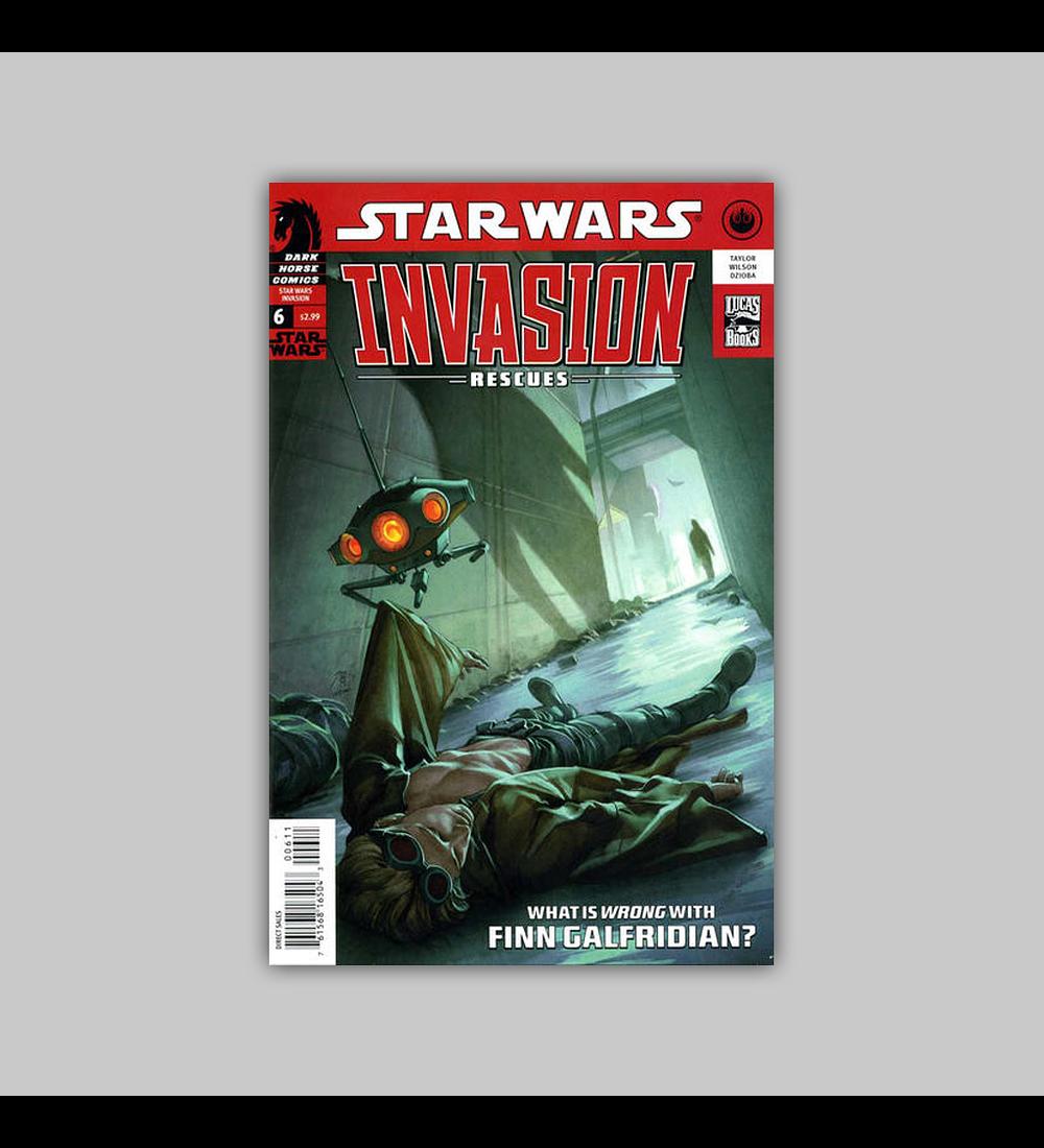 Star Wars: Invasion - Rescues 6 2010