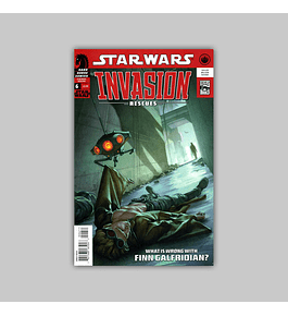 Star Wars: Invasion - Rescues 6 2010