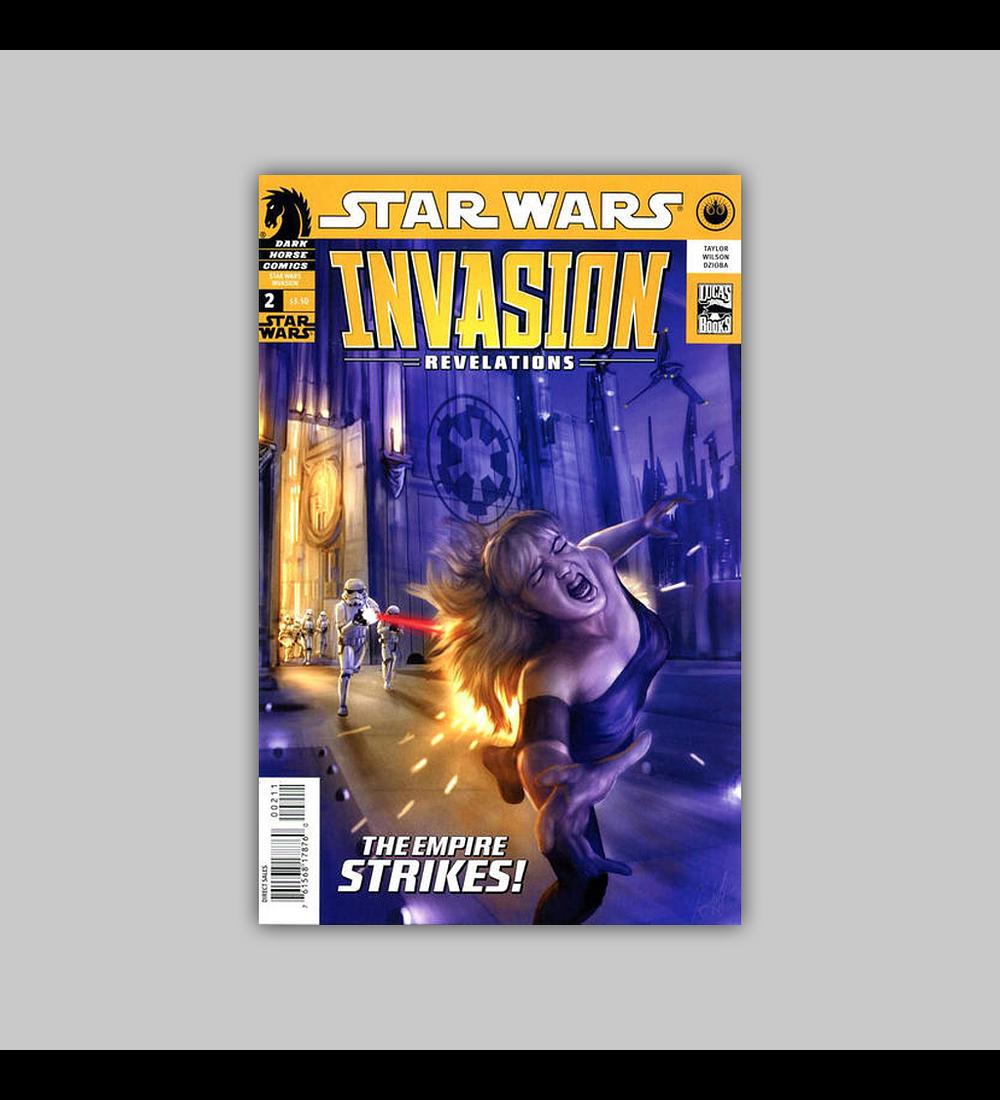 Star Wars: Invasion - Revelations 2 2011