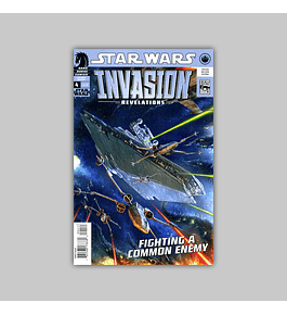 Star Wars: Invasion - Revelations 4 2011