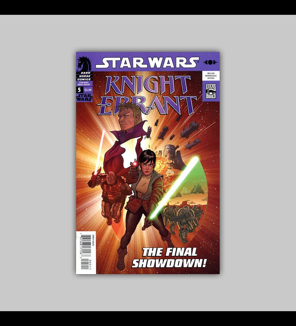Star Wars: Knight Errant 5 2011