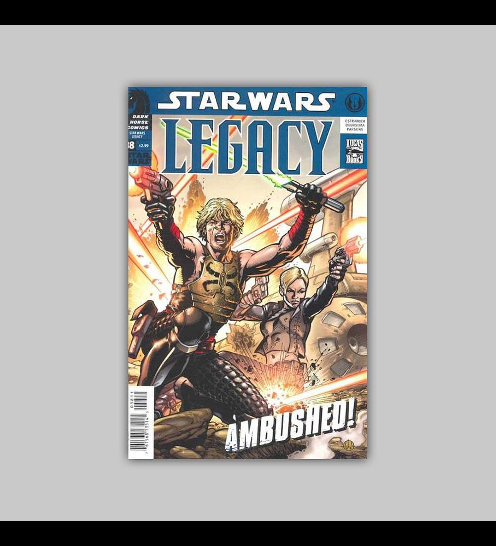 Star Wars: Legacy 38 2009