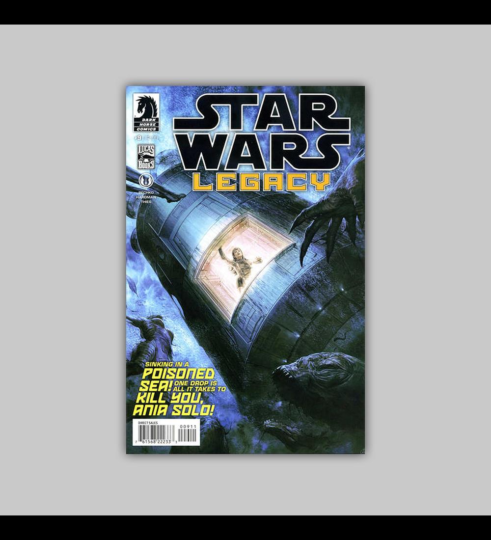 Star Wars: Legacy II 9 2013