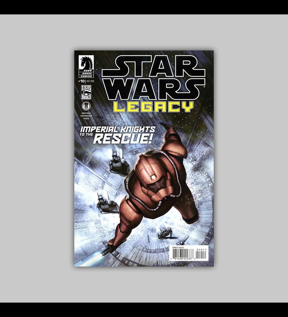 Star Wars: Legacy II 10 2014