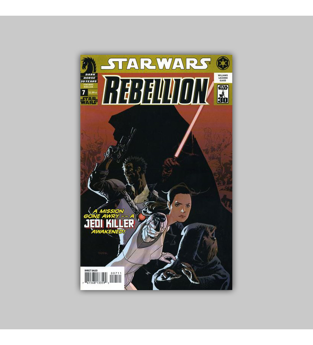 Star Wars: Rebellion 7 2007