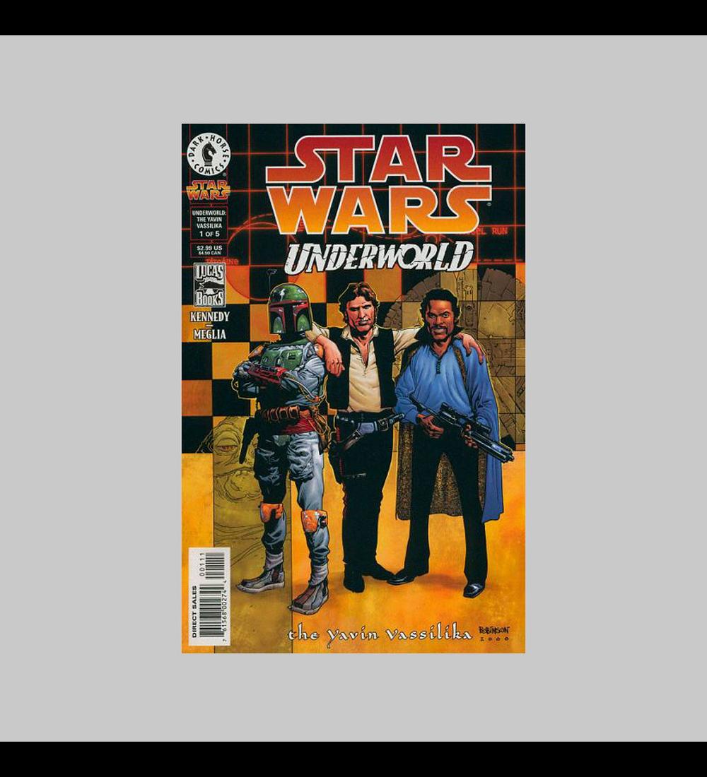 Star Wars: Underworld 1 VF/NM 9.0 2000