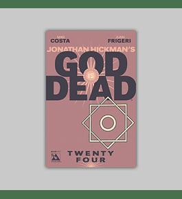 God Is Dead 24 2014