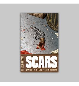 Warren Ellis' Scars 3 A 2003