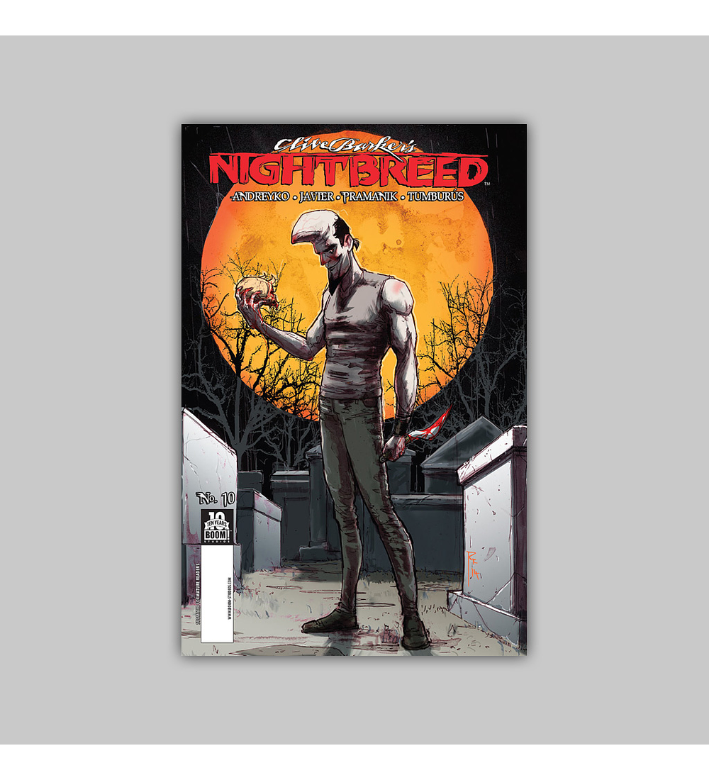 Nightbreed 10 2015