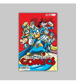 Walt Disney's Comics and Stories 699 2009