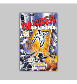 Danger Unlimited (complete limited series) 1994