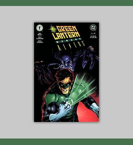 Green Lantern Vs. Aliens 1 2000