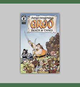 Groo: Death and Taxes 1 2001