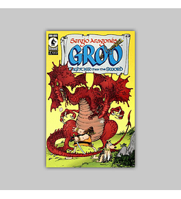 Groo: Mightier Than the Sword 2 2000