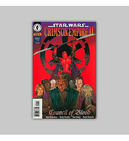 Star Wars: Crimson Empire II (complete limited series) 1999