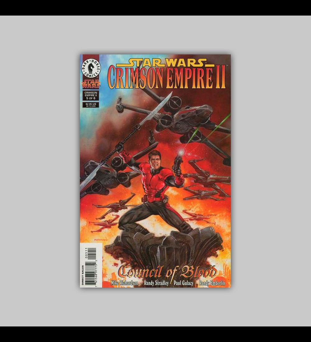 Star Wars: Crimson Empire II (complete limited series) 1999