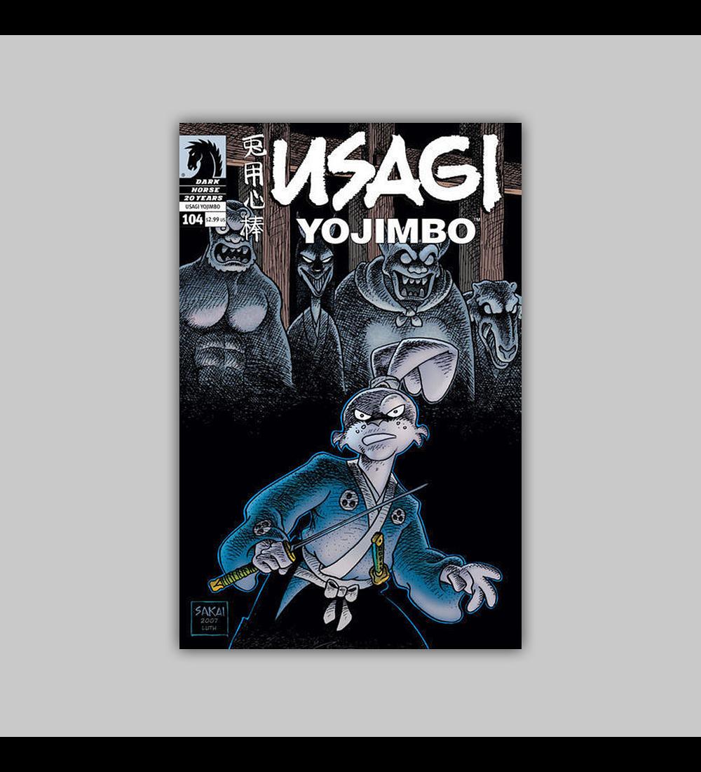 Usagi Yojimbo 104 2007