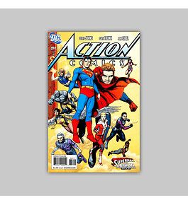 Action Comics 863 2008
