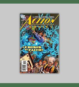 Action Comics 849 2007
