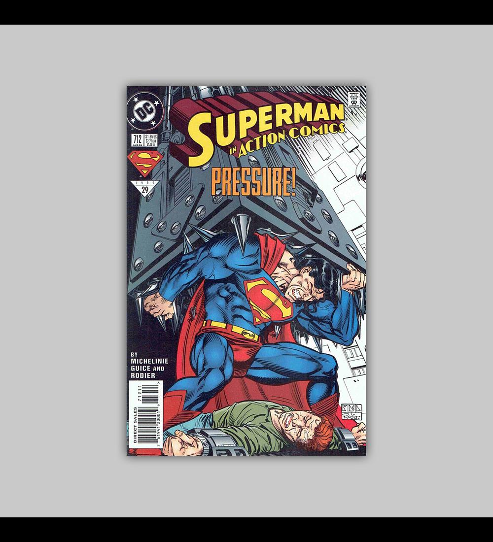 Action Comics 712 1995