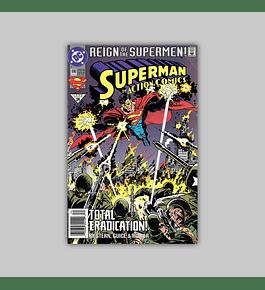 Action Comics 690 1993