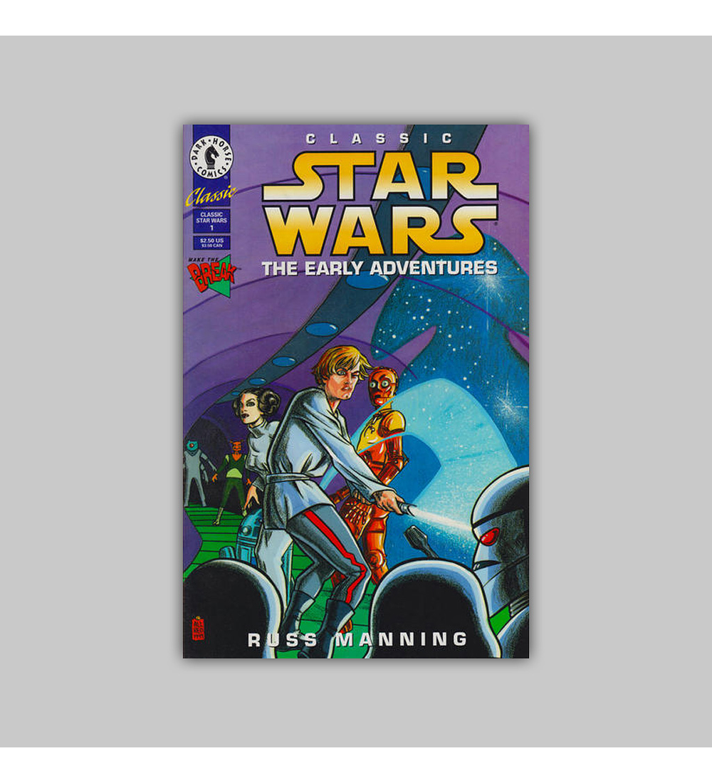 Classic Star Wars: Early Adventures 1 1994