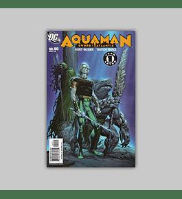 Aquaman (Vol. 4) 40 2006