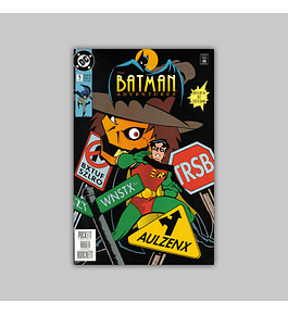 Batman Adventures 5 1993
