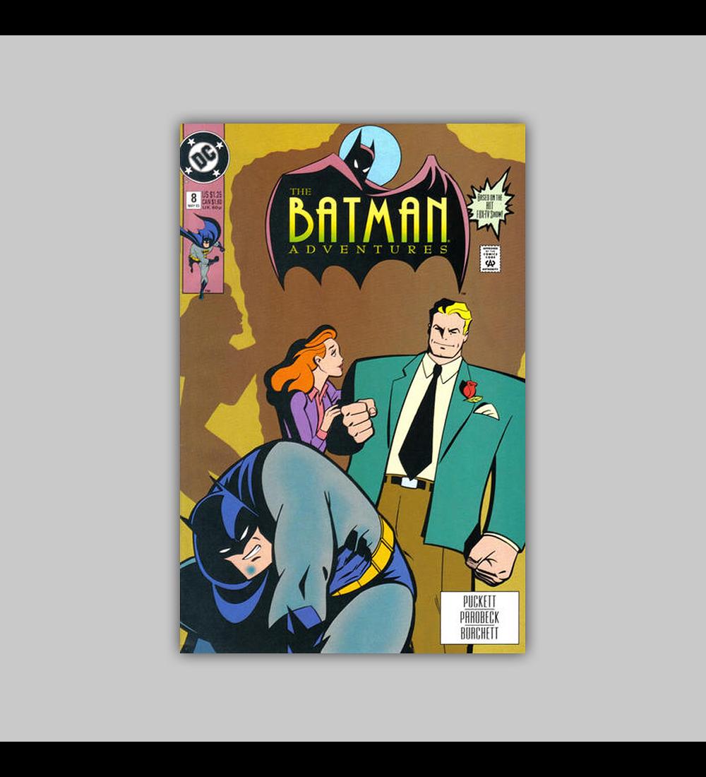Batman Adventures 8 1993