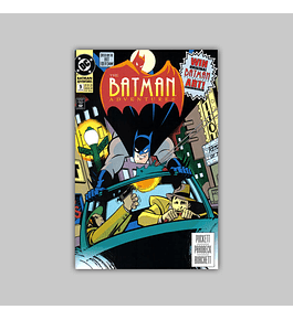 Batman Adventures 9 1993
