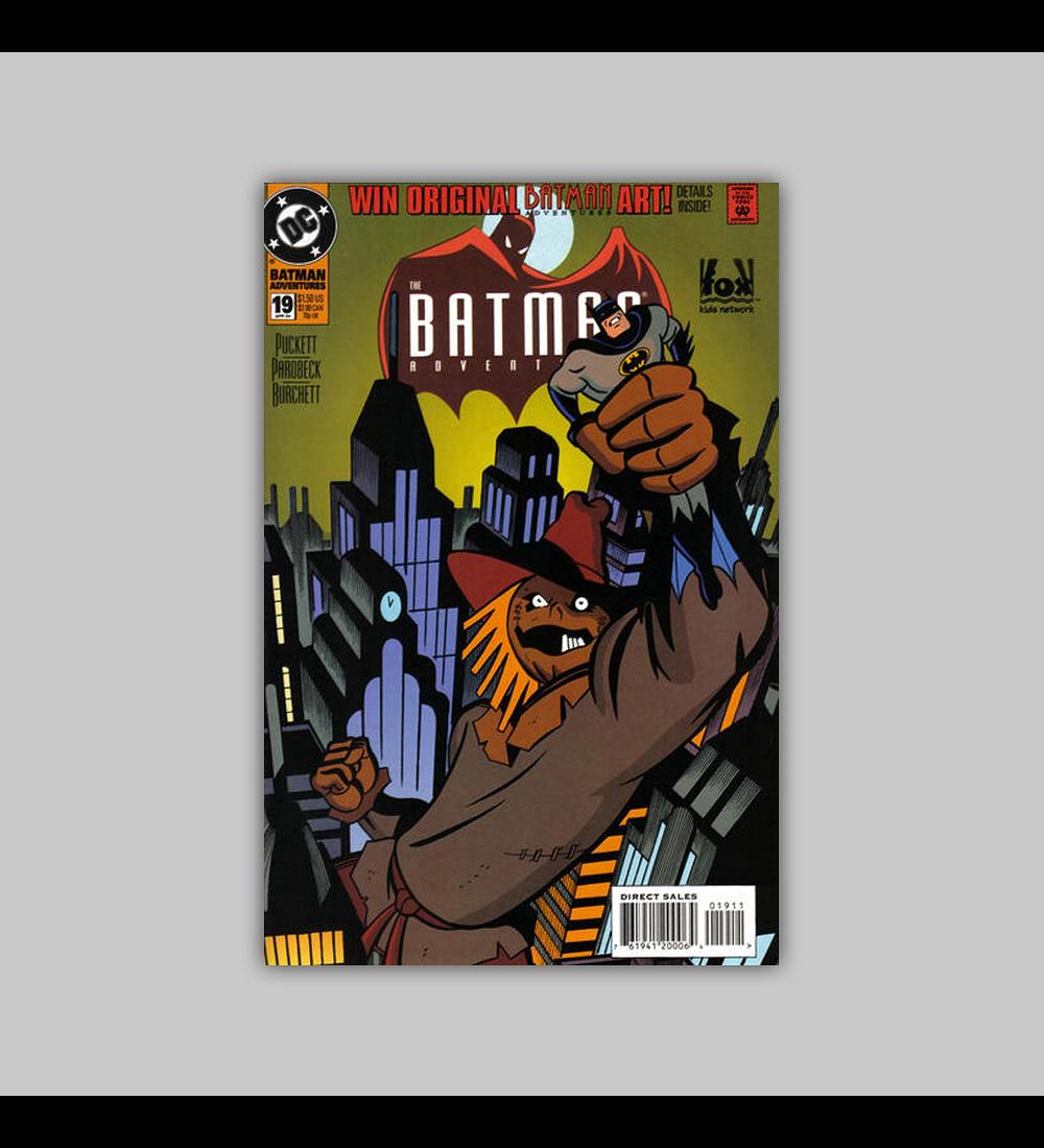 Batman Adventures 19 1994