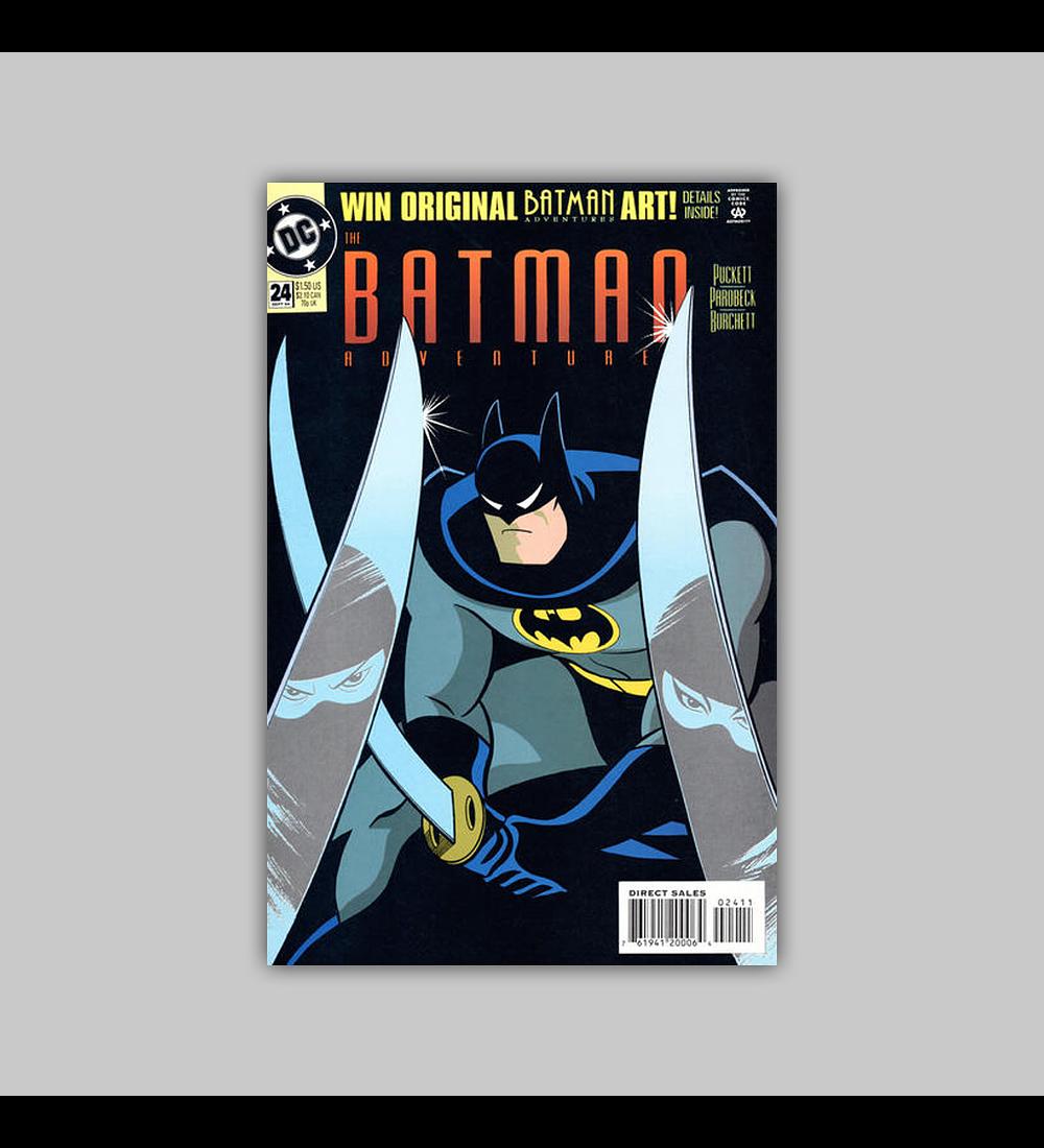 Batman Adventures 24 1994