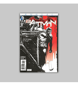 Batman Annual 4 2015