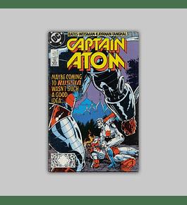 Captain Atom 31 1989