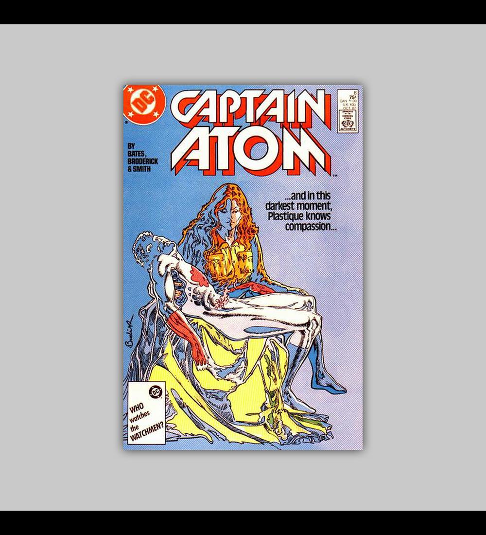 Captain Atom 8 1987