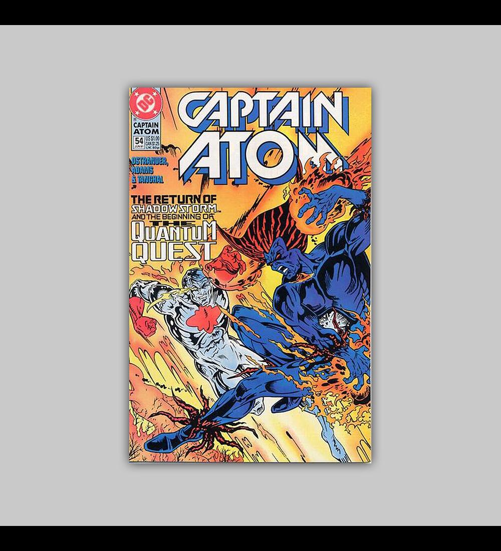 Captain Atom 54 1991