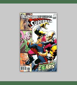DC Universe Special 1 2008