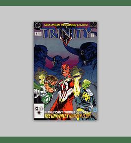 DC Universe: Trinity 1 Foil 1993