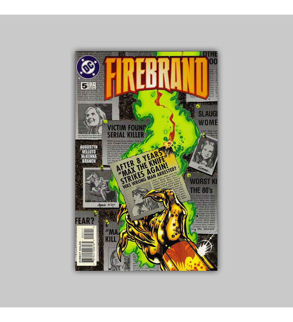 Firebrand 5 1996