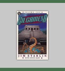 Gilgamesh II 2 VF (8.0) 1989