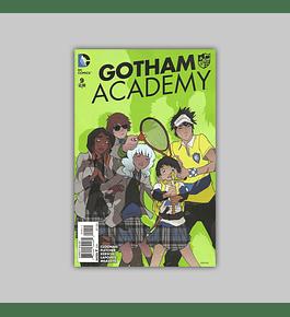 Gotham Academy 9 2015